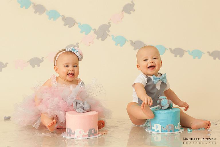 8cf5be5da Twin Cake Smash-Edmonton Cake Smash Photographer - Edmonton Newborn ...
